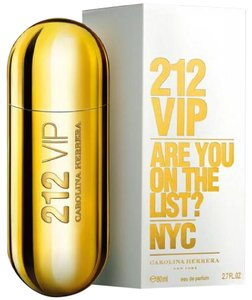 Carolina Herrera 212 VIP BY CAROLINA HERRERA-MADE IN SPAIN