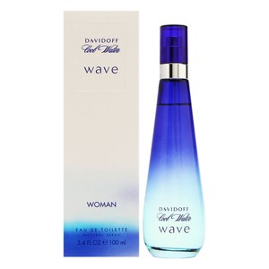 davidoff COOL WATER WAVE BY DAVIDOFF-MADE IN FRANCE