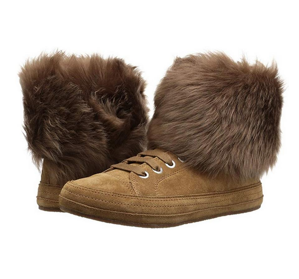 d64807b0313 UGG Australia Chestnut Antoine Fur Boots/Booties Size US 10 Regular (M, B)  54% off retail