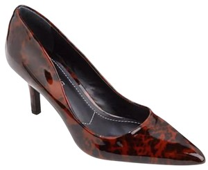 Charles by Charles David tortoise Pumps