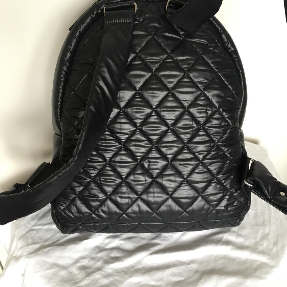 c42060cc61dc Chanel Quilted Nylon Backpack- Fenix Toulouse Handball
