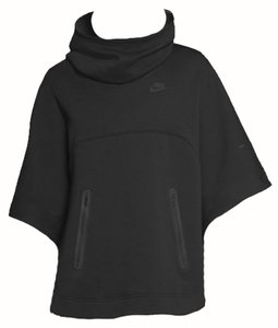 Nike Fleece Athletic Cape Sweatshirt