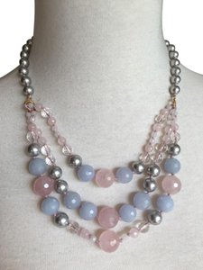 Chan Luu Chan Luu Quartz Pearl Necklace