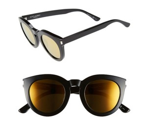 Saint Laurent 102 Surf' 47mm Retro Sunglasses