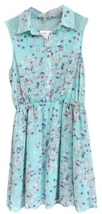 Lucca Couture short dress mint green on Tradesy