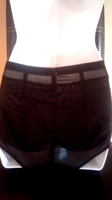 Other Girdle Steampunk Brulesque Stage Wear Madonna Mini/Short Shorts Black