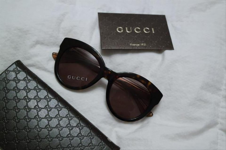 bfedd06d3f21a Gucci Oversized Round Glasses