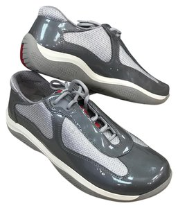 Prada Sneakers 6 Gray Athletic