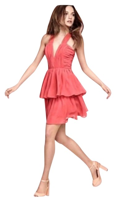 Item - Coral 234567 Short Night Out Dress Size 2 (XS)