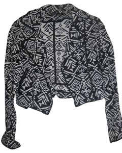 Foreign Exchange Boho Chic Designer Crop Summer Womens Jean Jacket