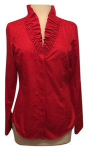 Alex Marie Top Red