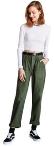 Urban Outfitters Cargo Pants Olive Military Green