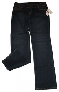 Michael Kors Boot Cut Jeans-Dark Rinse
