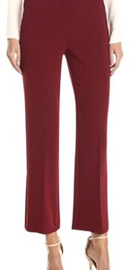 Theory Trouser Pants Cherrywood