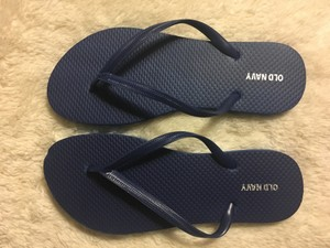 Old Navy Wedding Flip Flops - New