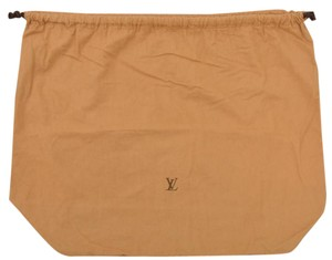 Louis Vuitton Dust Dustbag Sleeper Drawstring Tote in Beige