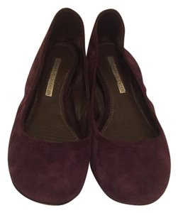 Vera Wang Lavender Label purple Flats