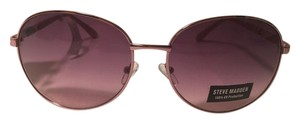 Steve Madden NEW! Pretty in Pink Sunglasses