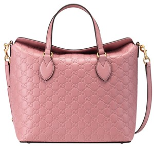 Gucci Tote in Candy Pink