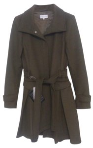 Patrizia Pepe Dress Cashmere Virgin Wool Pea Coat