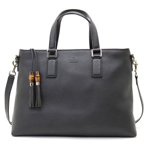 Gucci Satchel in dark brown