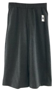 Gap Wide Leg Pants Dark grey