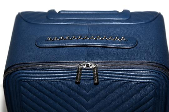 Chanel blue Travel Bag Image 5