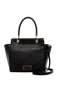 Marc by Marc Jacobs Leather Winged Classic Designer Shoulder Bag