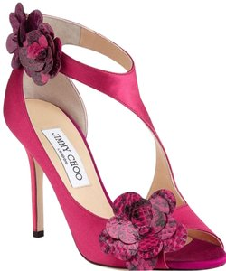 Jimmy Choo Fuschia Formal