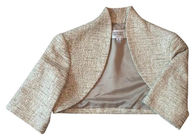 Item - Gold Silver Cream Twilight Bolero