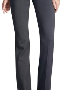 1565 CAbi Bossy Stretch Trousers Pants Size 8 NWT 31 Inseam Charcoal Grey Boot Cut Pants grey gray charcoal