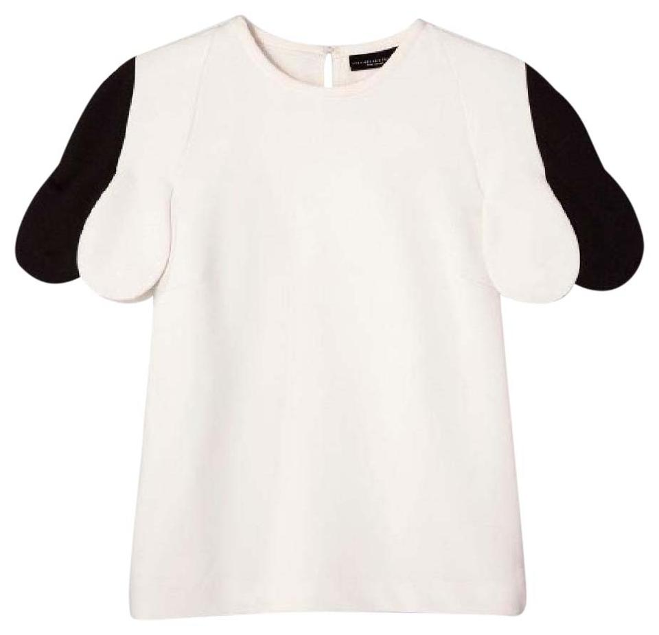 3770f31dc Victoria Beckham for Target Scallop Sleeve Blouse Size 22 (Plus 2x ...
