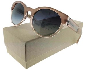 Burberry BE4205-35608G Women's Beige Frame Grey Lens Genuine Sunglasses