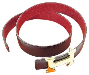 Hermès best offer will snag the belt!!!! Reversible Constance belt kit 72gets