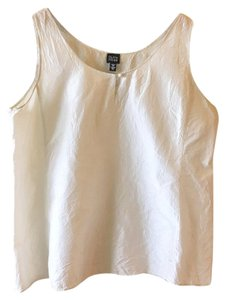 Eileen Fisher Top ivory