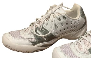 Prince Athletic Apparel Tennis Sneaker Trainer Court White Athletic