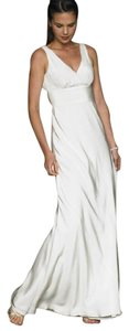 J.Crew Sophia Gown In Tricotine (63050) Wedding Dress