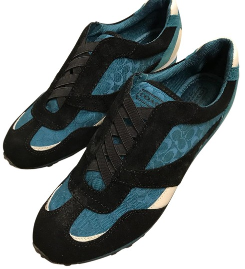 Coach teal/black Athletic