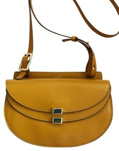 Chlo Chloe Georgia Crossbody Leather Shoulder Bag