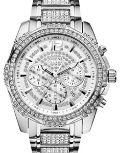Guess Men's Guess Glitz Watch