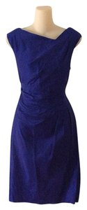 Suzi Chin short dress Blue on Tradesy