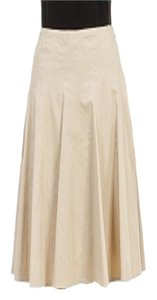 TSE Mini Skirt Beige