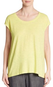 Eileen Fisher T Shirt Honeydew