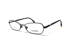 Chanel CH 2166 - CUTE BLACK CHANEL EYEGLASSES w/ PEARLS - Free Shipping