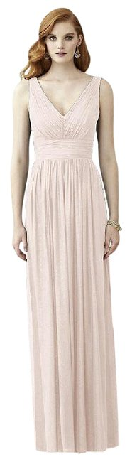 Item - Blush Gold 2955 Long Formal Dress Size 10 (M)