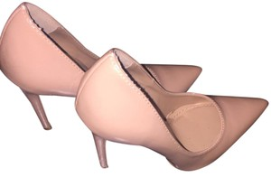 Shoe Republic LA Taupe Pumps