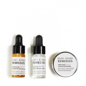 Bobbi Brown NEW REMEDIES Recovery Rescue Kit