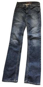 Abercrombie & Fitch Size 2 Madison Fit And Flare Streach Boot Cut Jeans