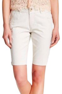 Christopher Blue Beachy Billie Sand Bermuda Shorts beige