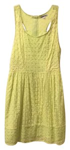 American Eagle Outfitters short dress lime green on Tradesy
